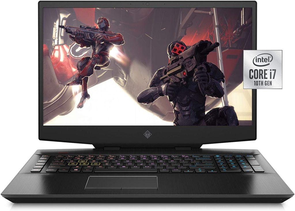 HP Omen 17: Gaming Laptops