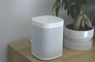 Sonos Smart Home Device Of 2021 Sonos One
