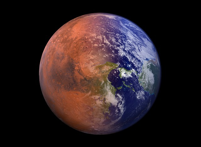 space exploration and Terraforming Mars