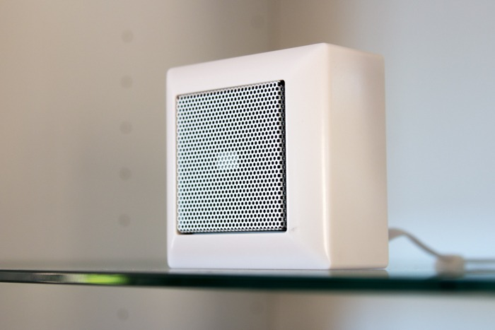 Voice control for smart home device