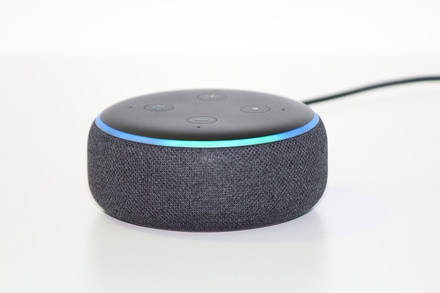 Amazon Echo Device: Virtual Assistant Powered By AI