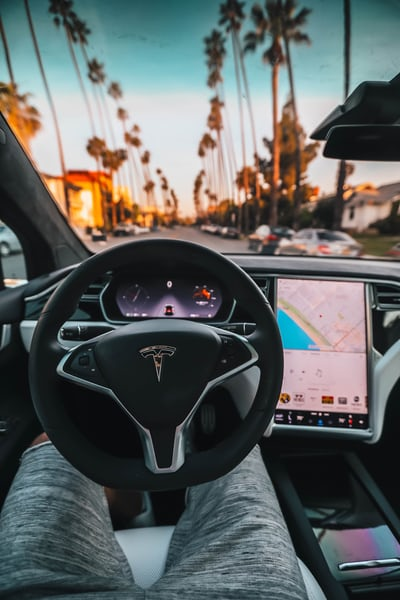 "Tesla increased the price of the FSD or ""Full Self-Driving"" option to $10,000"