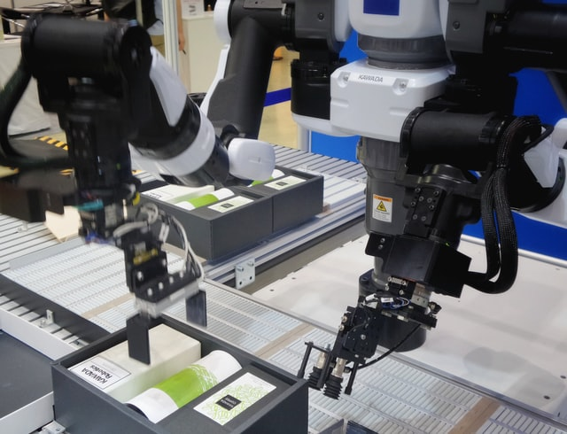 Artificial intelligence In Manufacturing Industry