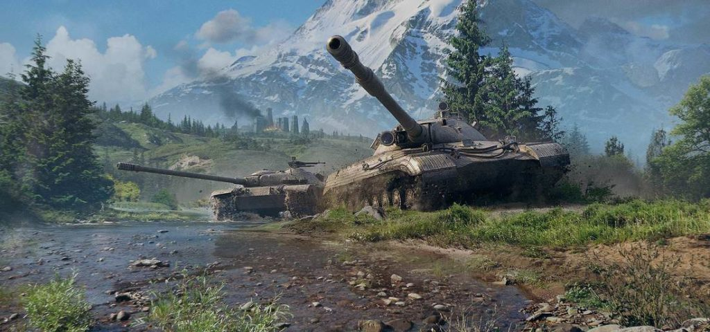World Of Tanks Heavy Tank