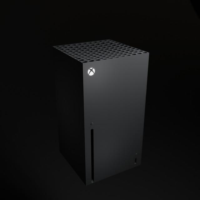 Xbox Series X Console design