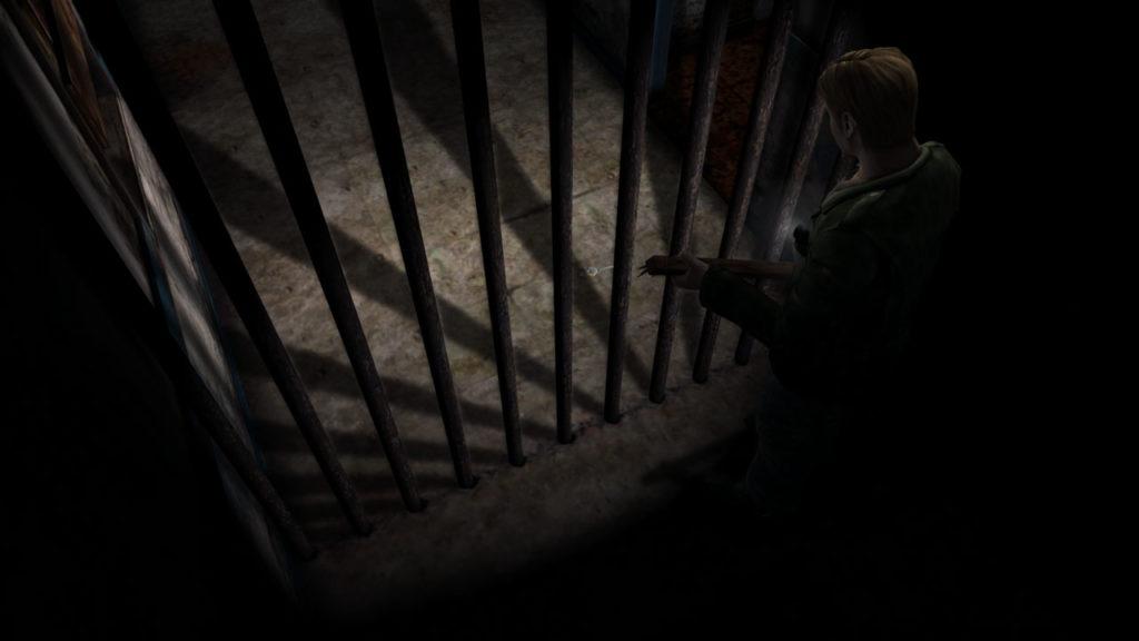 Silent Hill 2 Overhaul Comparison