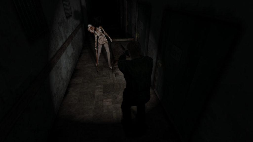 Silent Hill 2 Overhaul Nurse
