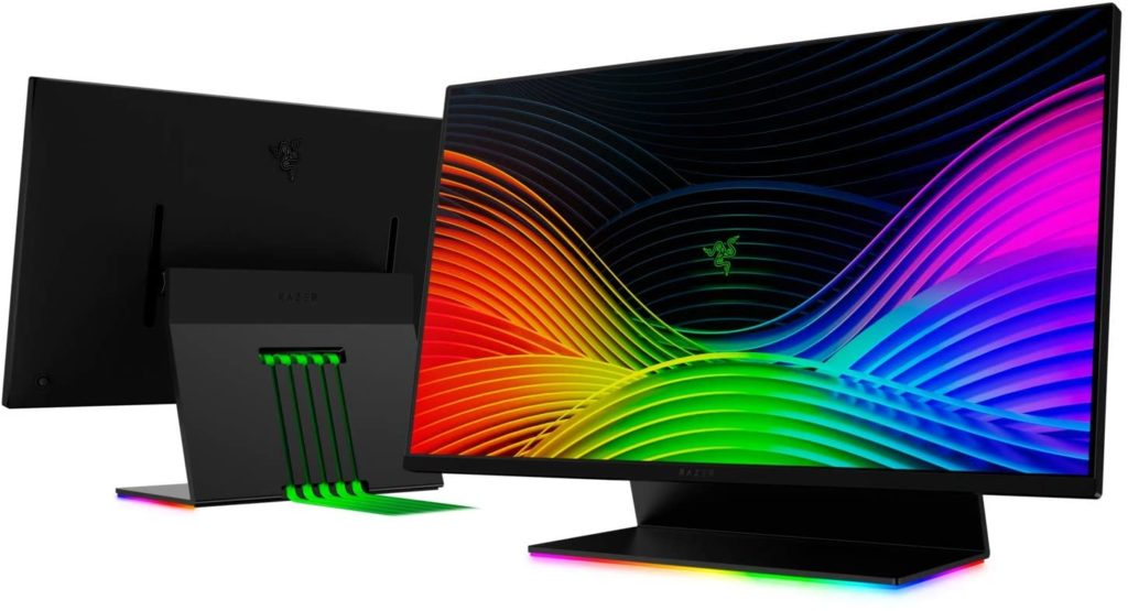 Razer Raptor 27 Gaming PC Monitor for gaming pc build
