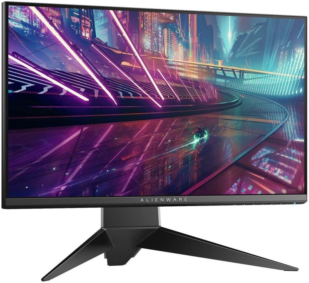 Alienware 25 Gaming Monitor Best Gaming Monitor 2020