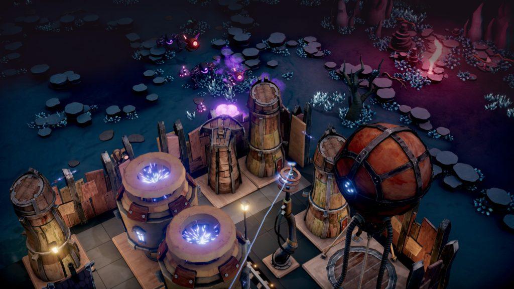 Dream Engines City Look