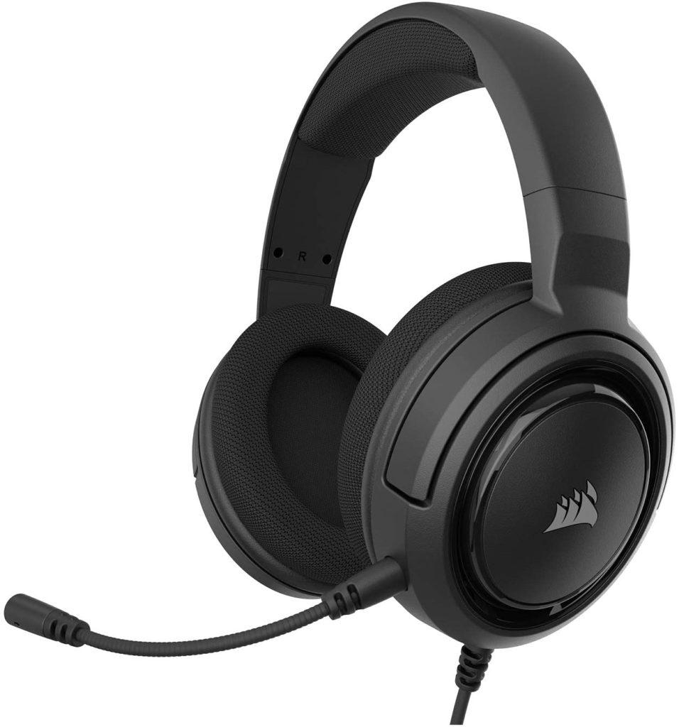 Corsair HS35 - Stereo Gaming Headset Best Value Gaming Headset 2020