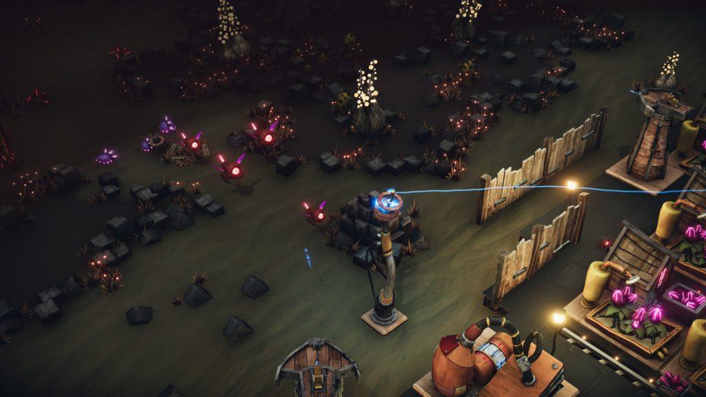 Enemy Invasion in dream engines