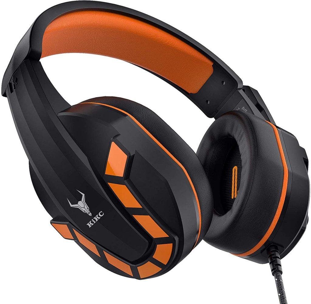 Kikc Multi-Platform Compatible Gaming Headset Best Budget Gaming Headset 2020