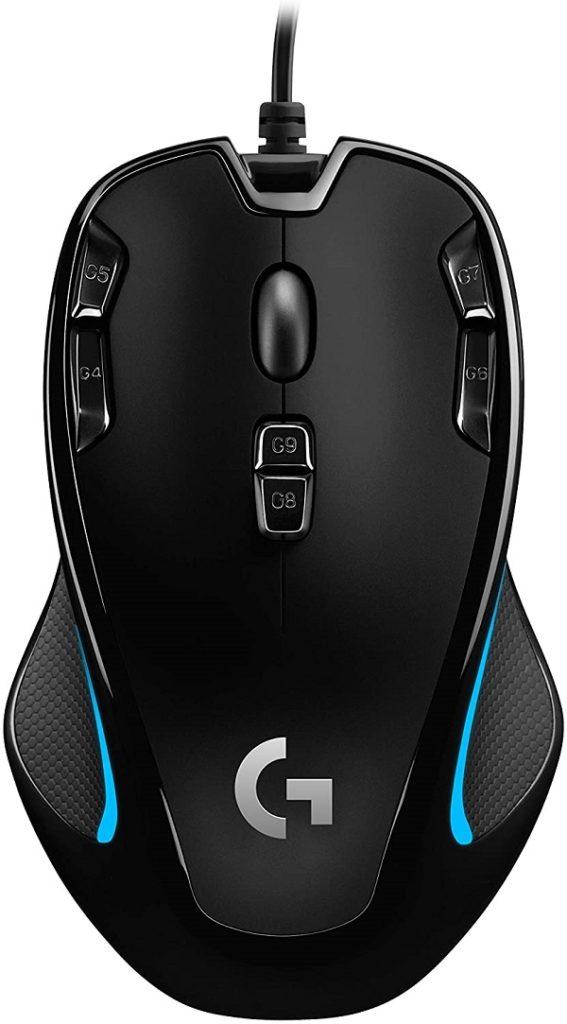 best Left Handed Gaming Mouse Logitech