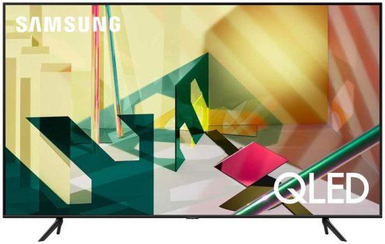 "SAMSUNG 55"" Class QLED Q70T Series Best Value Gaming TV 2020"
