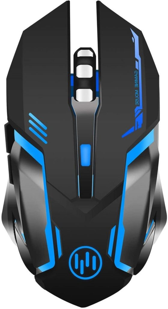 Left Handed Gaming Mouse Scettar