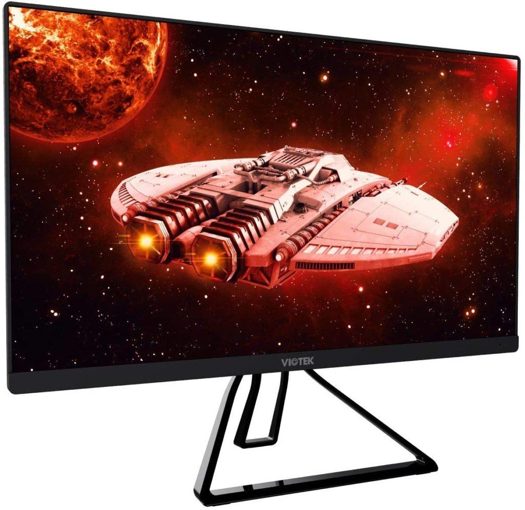 VIOTEK Ultra-Compact Gaming Monitor Best Budget Gaming Monitor 2020
