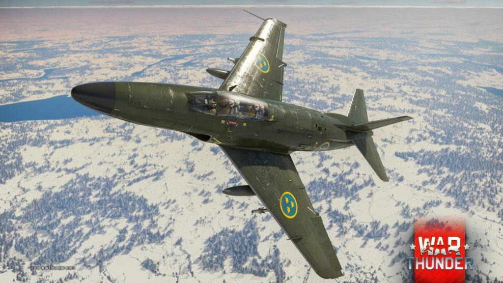 War Thunder Modern Aircraft