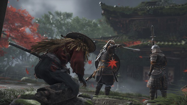 Best Games 2020 Ghost Of Tsushima