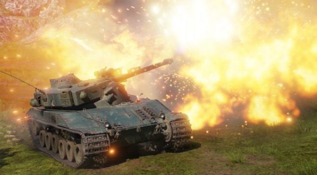 World Of Tanks VS War Thunder Bat Chat