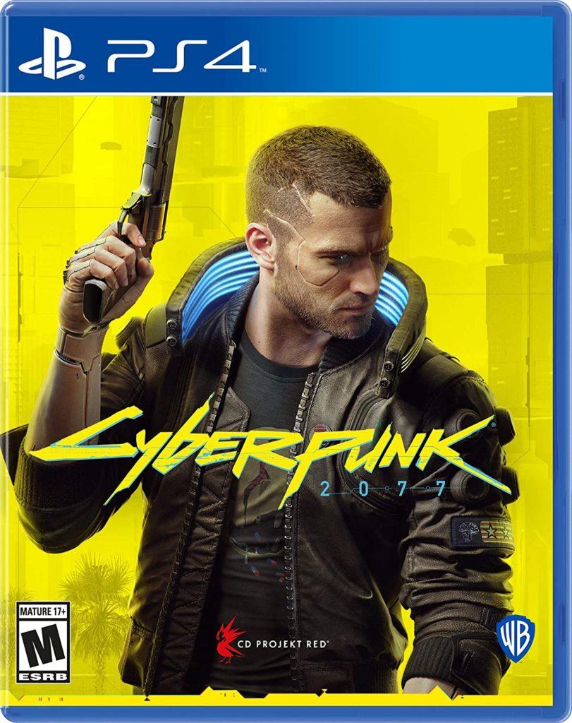 Best Cyberpunk 2077 Products Cyberpunk 2077 (PlayStation Edition)