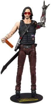 Best Cyberpunk 2077 Products Johnny Silverhand Action Figure