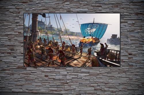 Retaliation! Custom Gaming Frame Art