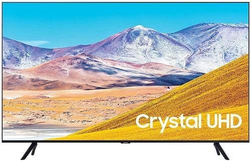 "Best Value 4K TV SAMSUNG UN55TU8000 55"" Ultra HD Smart LED TV"
