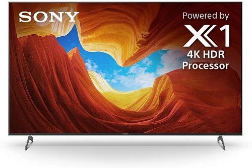 """Best 4K TV Sony X900H 65"""" Ultra HD Smart LED TV"""