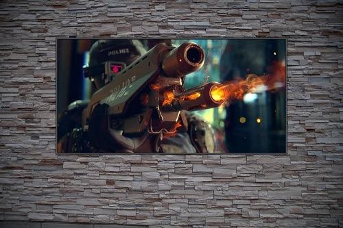 Spec Ops Custom Gaming Frame Art