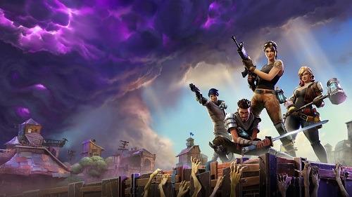 techsngames best games 2020 Fortnite