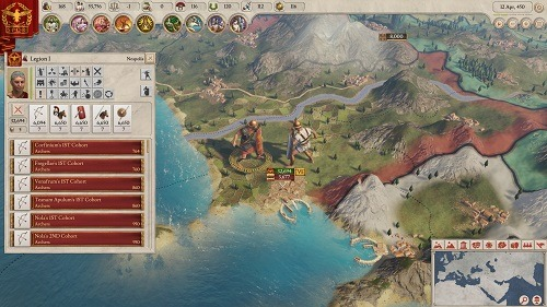 Best Grand Strategy Games 2021 Imperator: Rome