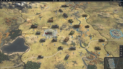 Best Grand Strategy Games 2021 Panzer Corps 2