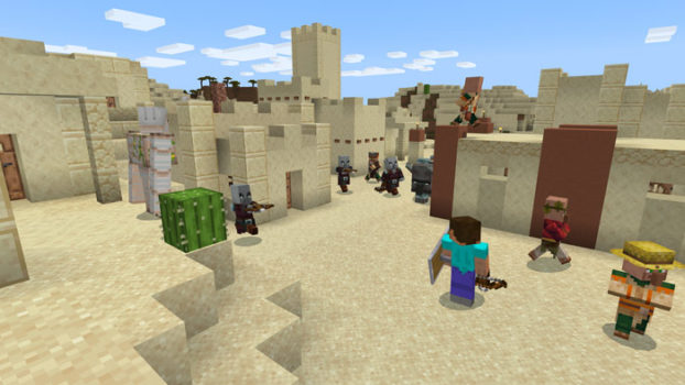 Minecraft Guide For Beginners And Advanced Minecraft Tips When Fighting Mobs
