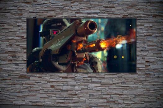 Best Gamer Gift For Cyberpunk 2077 Fans Spec Ops Custom Frame art