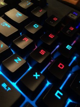 TechsnGames Awards Best Gaming Keyboards 2021