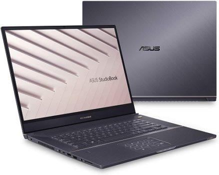 "gaming laptops ASUS ProArt StudioBook Pro 17 Mobile Workstation Laptop, 17"""