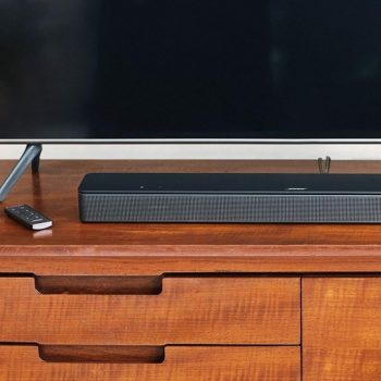 Best Smart Home Devices To Own In 2021 7. Bose Smart Soundbar 300 Bluetooth Connectivity With Alexa Voice Control Built-In, Black