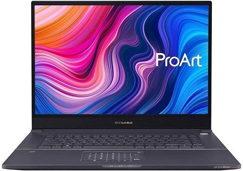 gaming laptops ASUS CUK ProArt StudioBook Pro 17