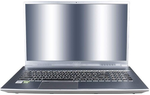 gaming laptops CUK WF75 MSI 17-inch Thin Bezel Notebook Computer