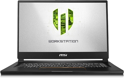 """gaming laptops MSI WS65 9Tk-688 15.6"""" Thin and Light Mobile Workstation"""