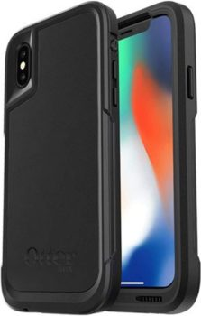Otterbox OtterBox PURSUIT SERIES Case For iPhone X / iPhone Xs - Black