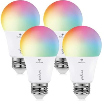 Best Smart Home Devices To Own In 2021 Sengled Smart WIFI LED Multicolor