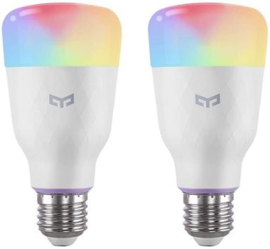 Best Smart Home Devices To Own In 2021 Yeelight Smart LED Bulb (Color)