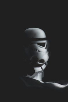Lucasfilm Games Trooper White