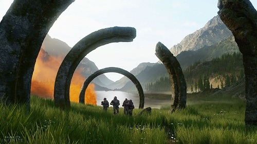 Xbox Exclusives  Halo Infinite
