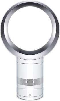 Top Fifty Gadgets Dyson Air Multiplier Table Fan, 10 Inches