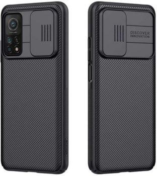 Concept Phone For Xiaomi Mi 10T Anti-Scratch Phone Case (Black)