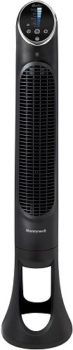 Top Fifty Gadgets Honeywell QuietSet Whole Room Tower Fan-Black