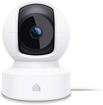 Top Fifty Gadgets Kasa Smart Indoor Home Camera with Night Vision, Motion Detection for Baby Monitor, Works with Alexa & Google Home